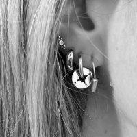 Ohrringe (Edelstahl)