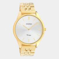 OOZOO Uhr gold