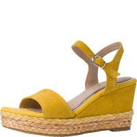 Sandale by GMK yellow