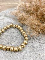 Armband Golden Stone