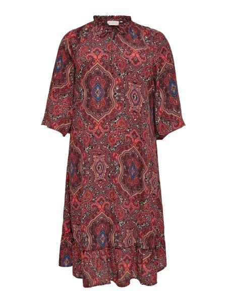 3/4 Dress Maxi