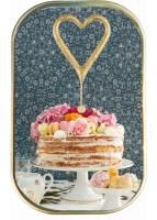 Wondercake Naked Cake (Rührkuchen)