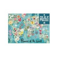 Puzzle Flowers 500 tlg