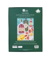 Puzzle Gin 500 tlg
